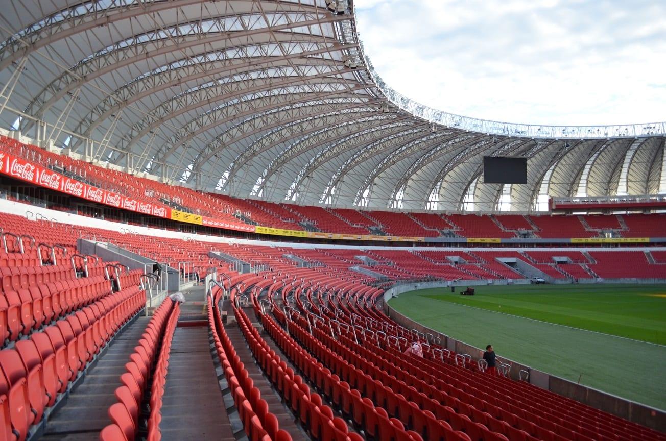 O que fazer em Porto Alegre: Arena e Beira-Rio