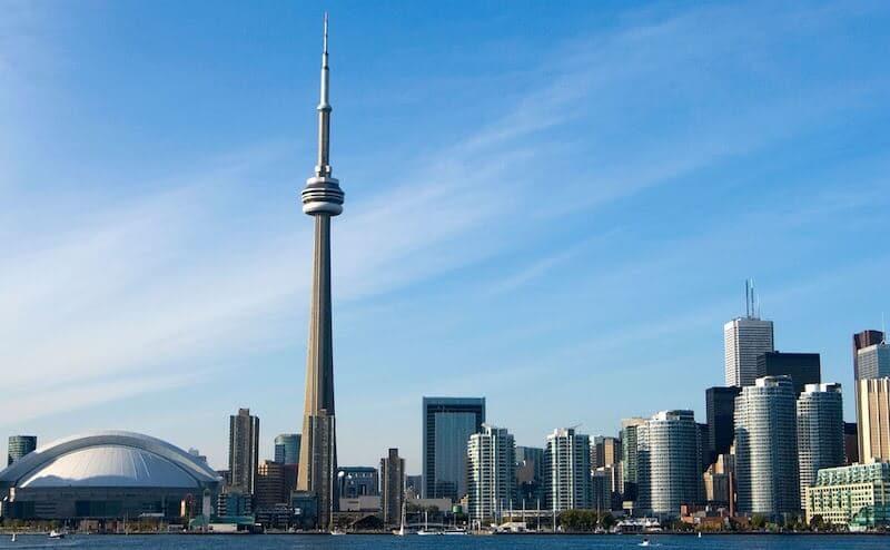 O Que Fazer em Toronto no Canadá: CN Tower