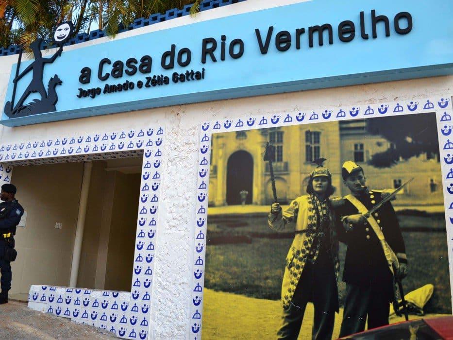 O Que Fazer Em Salvador: Casa de Jorge Amado