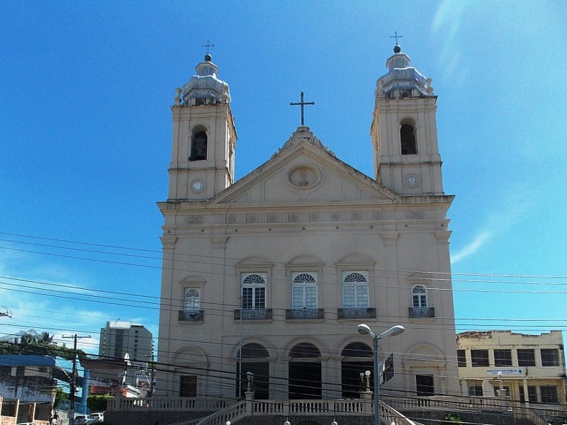 O que fazer em Maceió: Catedral Metropolitana