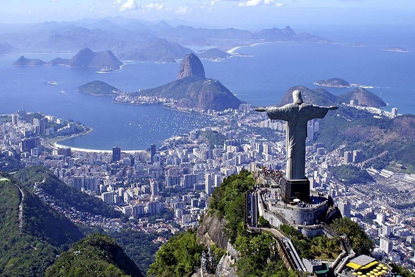 O que fazer no Rio de Janeiro: Cristo Redentor