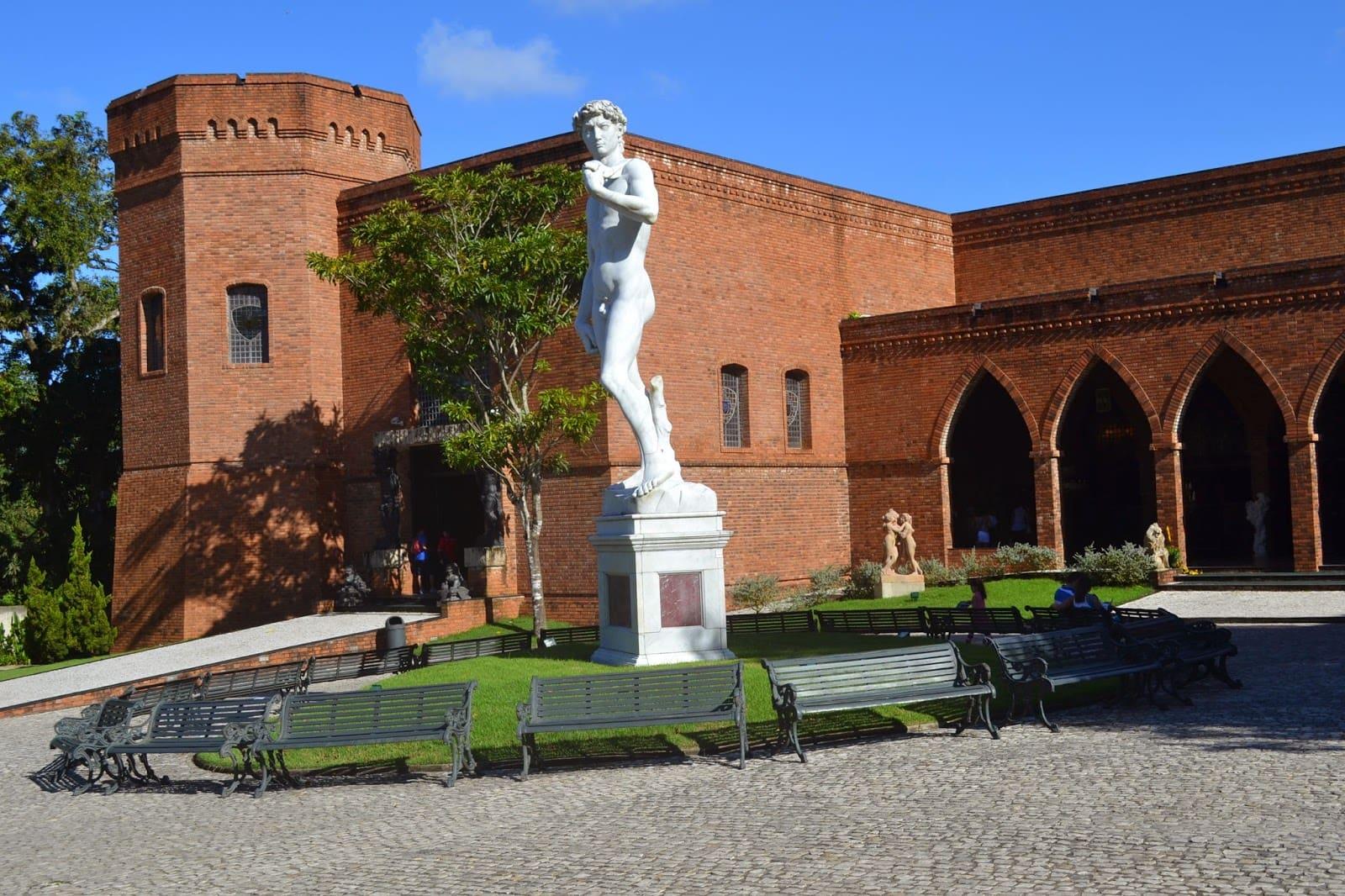 O que fazer em Recife: Conhecer o Instituto Ricardo Brennand