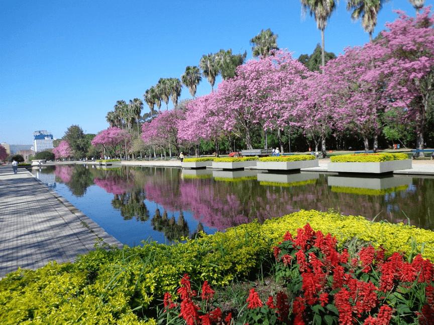 O que fazer em Porto Alegre: Visitar os Parques