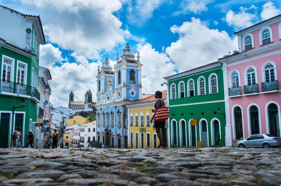 O Que Fazer Em Salvador: Pelourinho