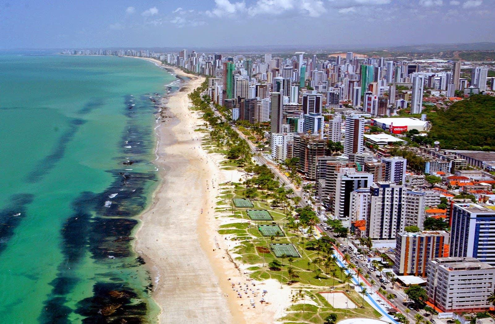 O que fazer em Recife: Ir para o bairro de Boa Viagem