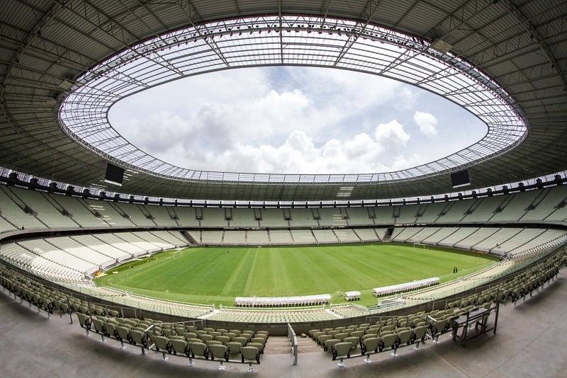 O que fazer em Fortaleza: Arena Castelão
