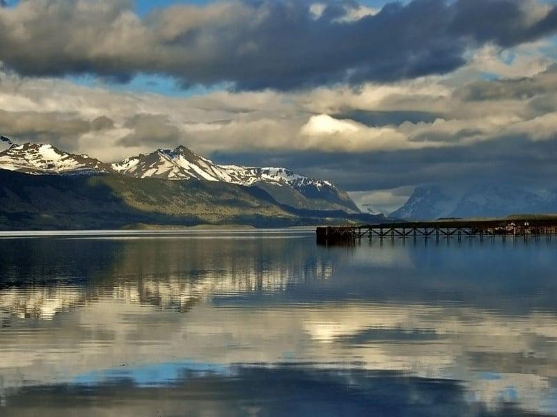 Visitar o Canal da Ultima Esperança em Puerto Natales