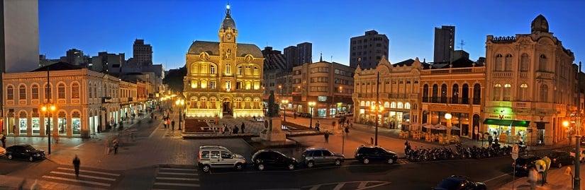 Passeios em Curitiba: Centro Histórico