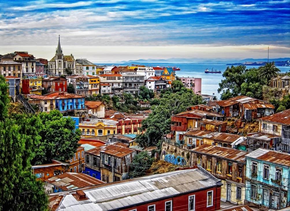 O Que Fazer Em Valparaíso: Subir os Cerro Concepción e Cerro Alegre com Ascensor Reina Victoria