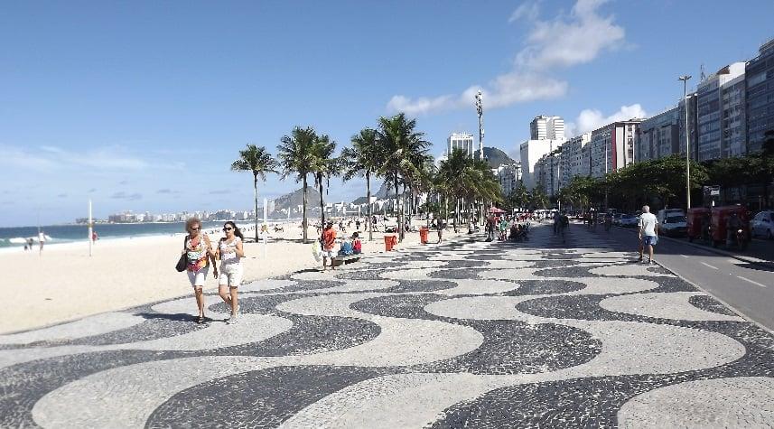 O que fazer no Rio de Janeiro: Copacabana