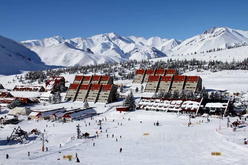 Esquiar nas estações de esqui de Mendoza