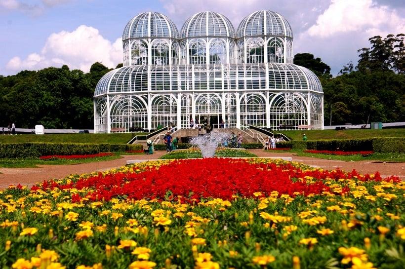 Passeios em Curitiba: Jardim Botânico