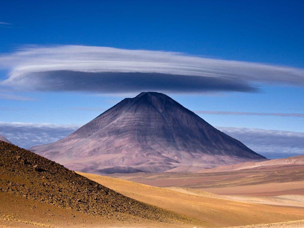 Subir os vulcões Lascar e Licancabur em San Pedro de Atacama