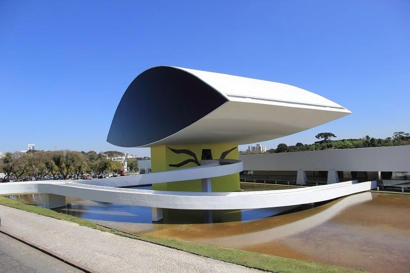 Museus em Curitiba: Museu Oscar Niemeyer