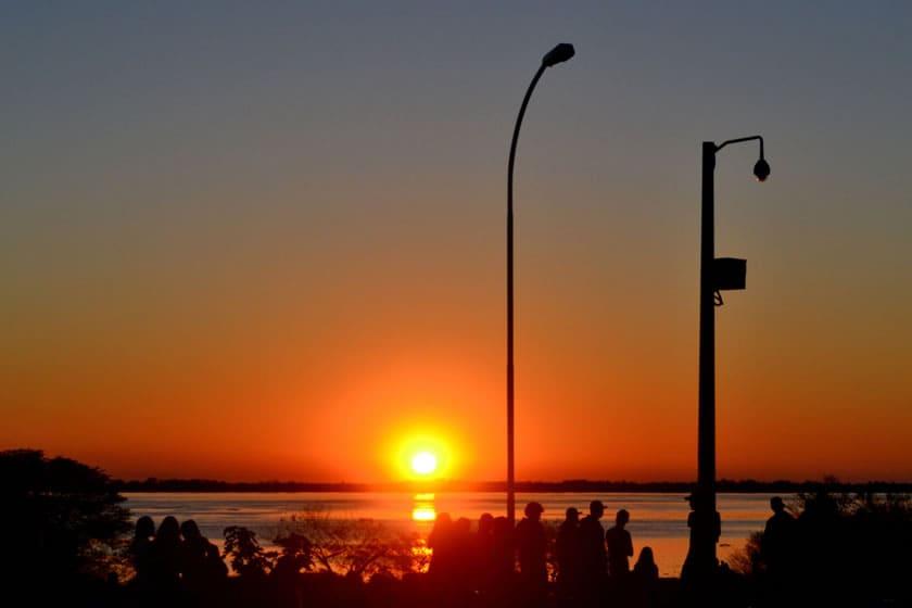 O que fazer em Porto Alegre: Passear pela Orla do Guaíba