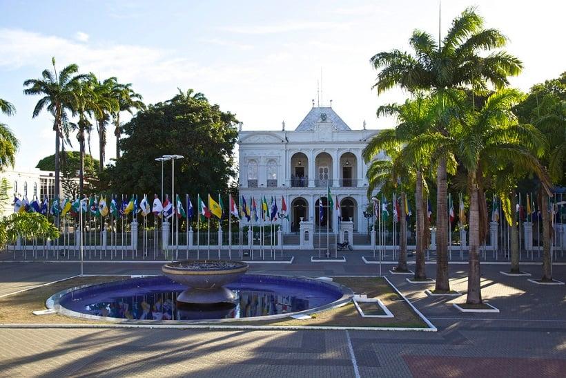 O que fazer em Maceió: Palácio do Governo