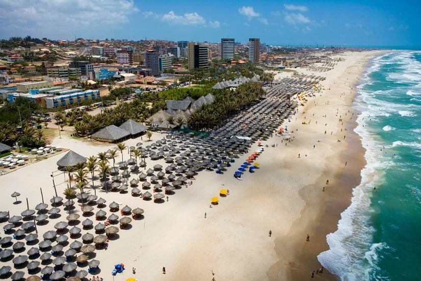 O que fazer em Fortaleza: Praia do Futuro