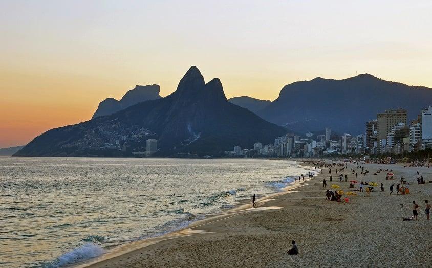 O que fazer no Rio de Janeiro: Praia de Ipanema