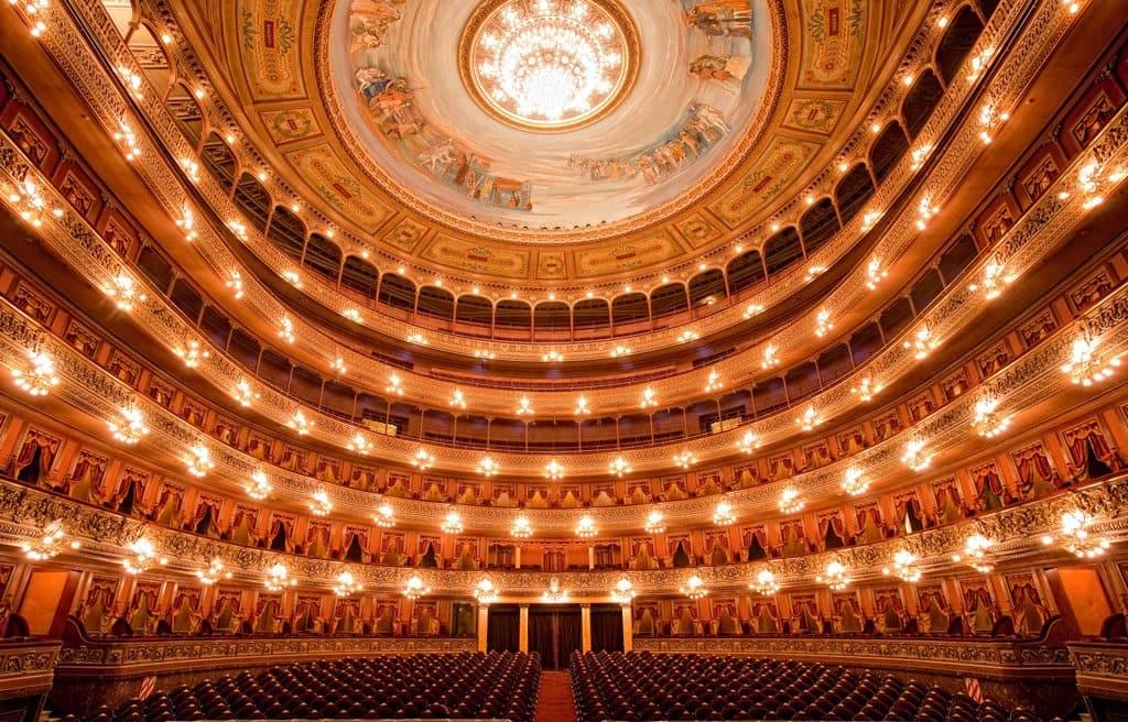 O Que Fazer Em Buenos Aires: Ir ao Teatro Colón em Buenos Aires