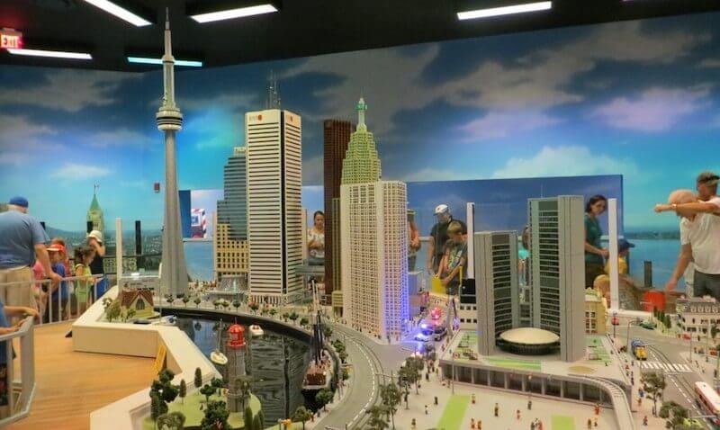 O Que Fazer em Toronto no Canadá: Legoland Discovery Centre