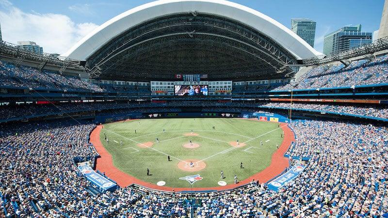 O Que Fazer em Toronto no Canadá: Rogers Centre