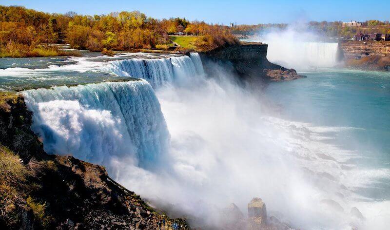 O Que Fazer em Toronto no Canadá: Niagara Falls