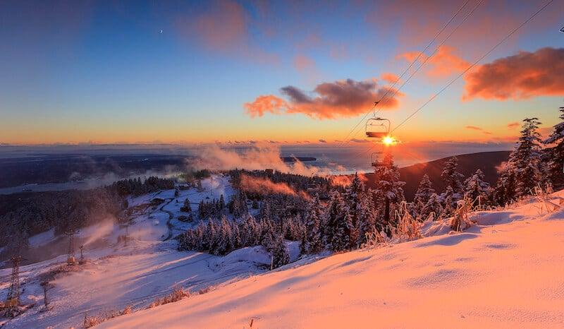 O Que Fazer em Vancouver no Canadá: Grouse Mountain