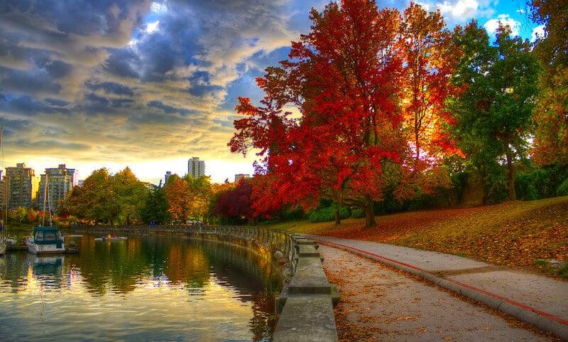O Que Fazer em Vancouver no Canadá: Stanley Park