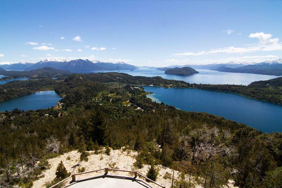 O Que Fazer Em Bariloche: Ir ao Cerro Campanário e Cerro Otto de Bariloche
