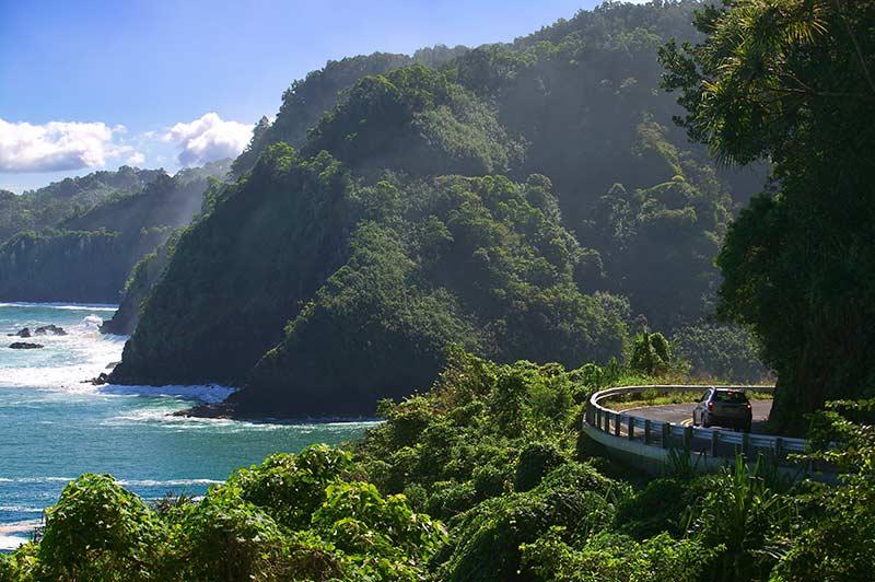 O Que Fazer Em Maui no Havaí: Hana