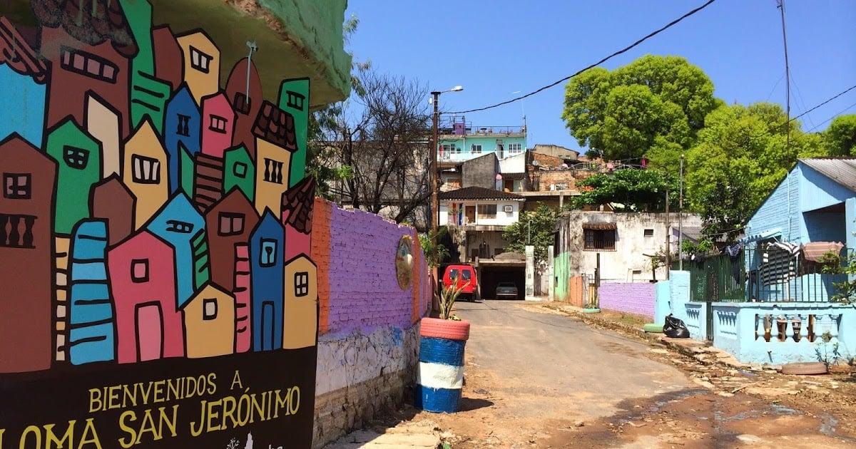 O Que Fazer Em Assunção: Ir a Loma San Jerónimo em Assunção