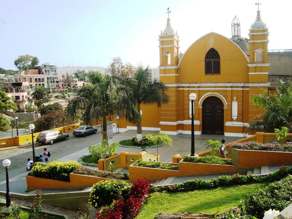O Que Fazer Em Lima: Conhecer o Bairro Barranco em Lima