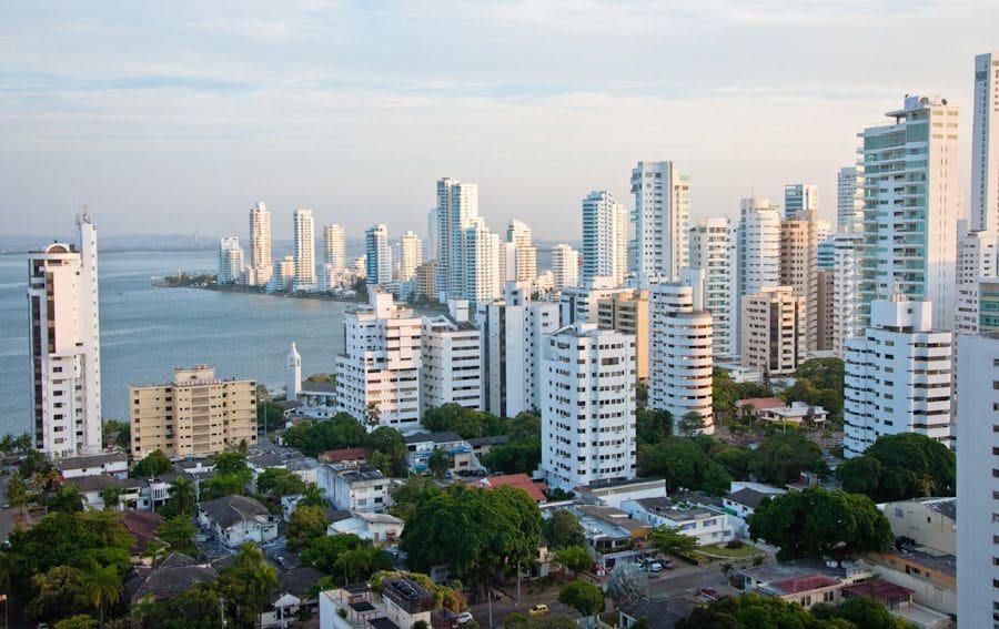 O Que Fazer Em Cartagena das Índias: Explorar Bocagrande em Cartagena das Índias