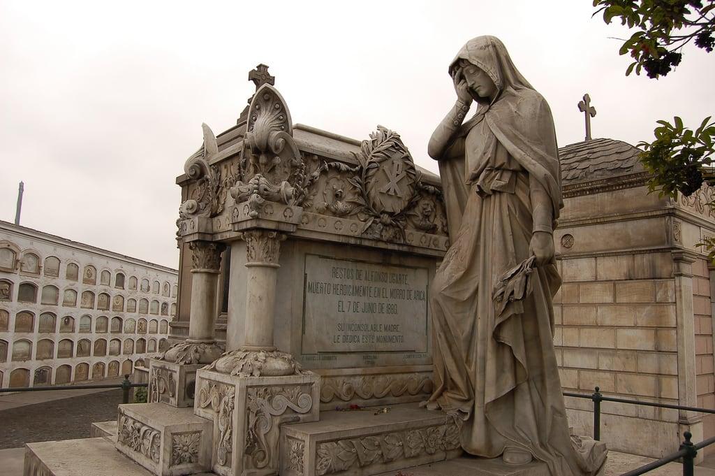 O Que Fazer Em Lima: Mais dicas: Cemitério Presbítero Maestro e Chinatown (Barrio Chino) em Lima