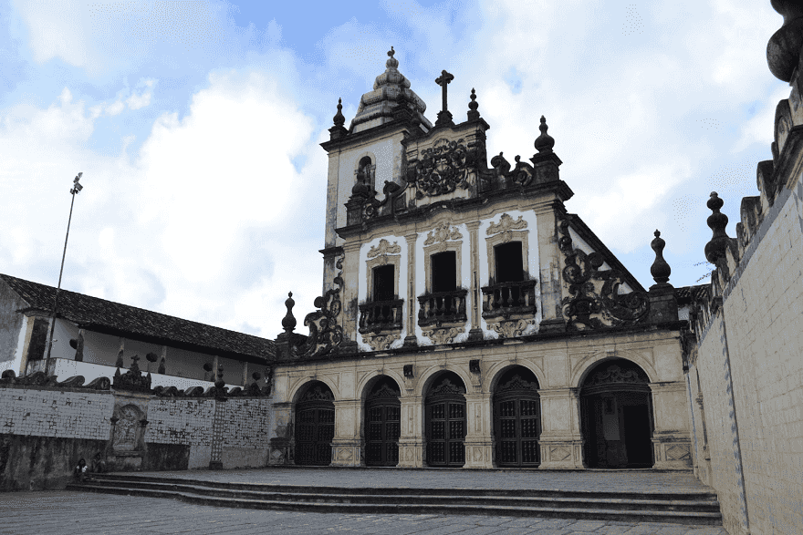 O que fazer em João Pessoa: Centro Cultural São Francisco