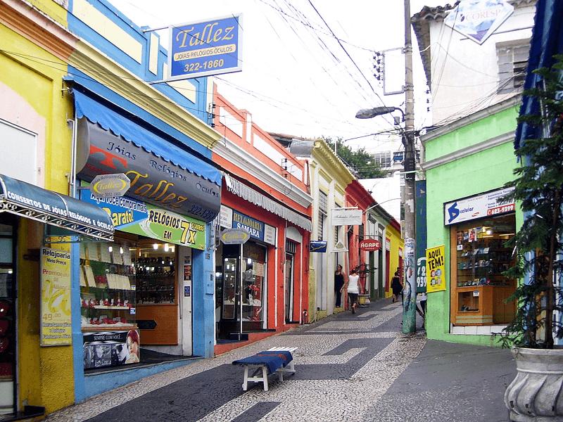 O que fazer em Cuiabá: Centro Histórico