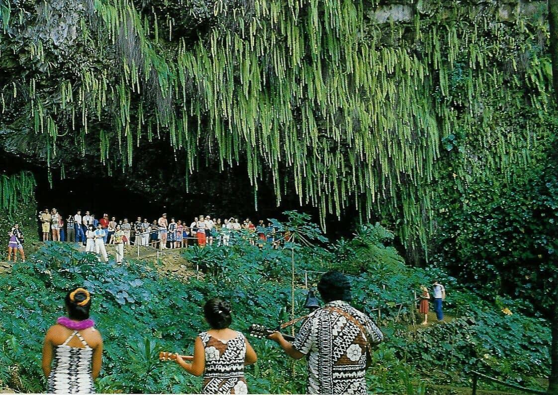 O Que Fazer Em Kauai no Havaí: Fern Grotto