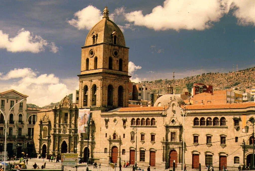 O Que Fazer Em La Paz: Igreja São Francisco em La Paz
