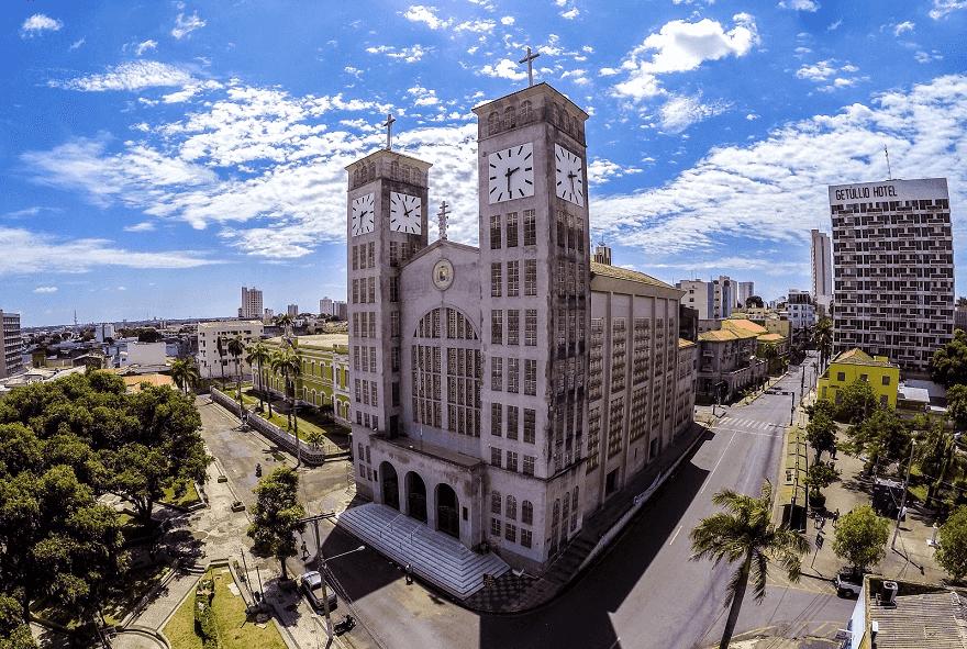 O que fazer em Cuiabá: Igrejas