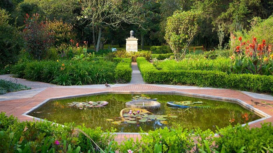O Que Fazer Em Bogotá: Relaxar no jardim botânico de Bogotá ou no Park 93