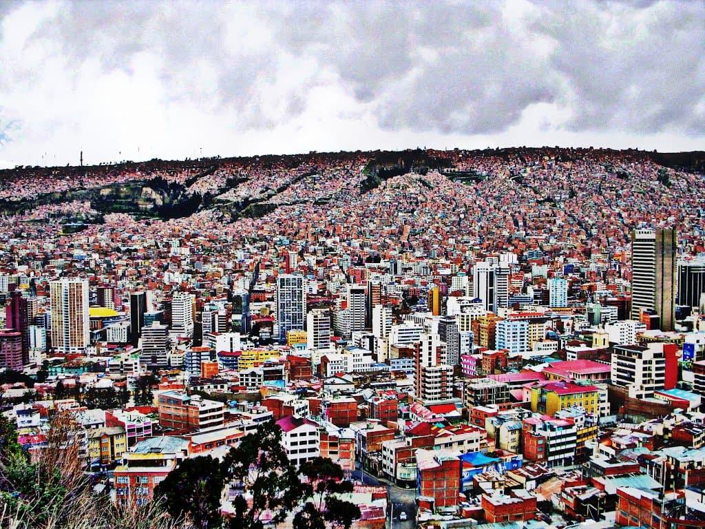 O Que Fazer Em La Paz: Subir no Mirador Kili Kili em La Paz