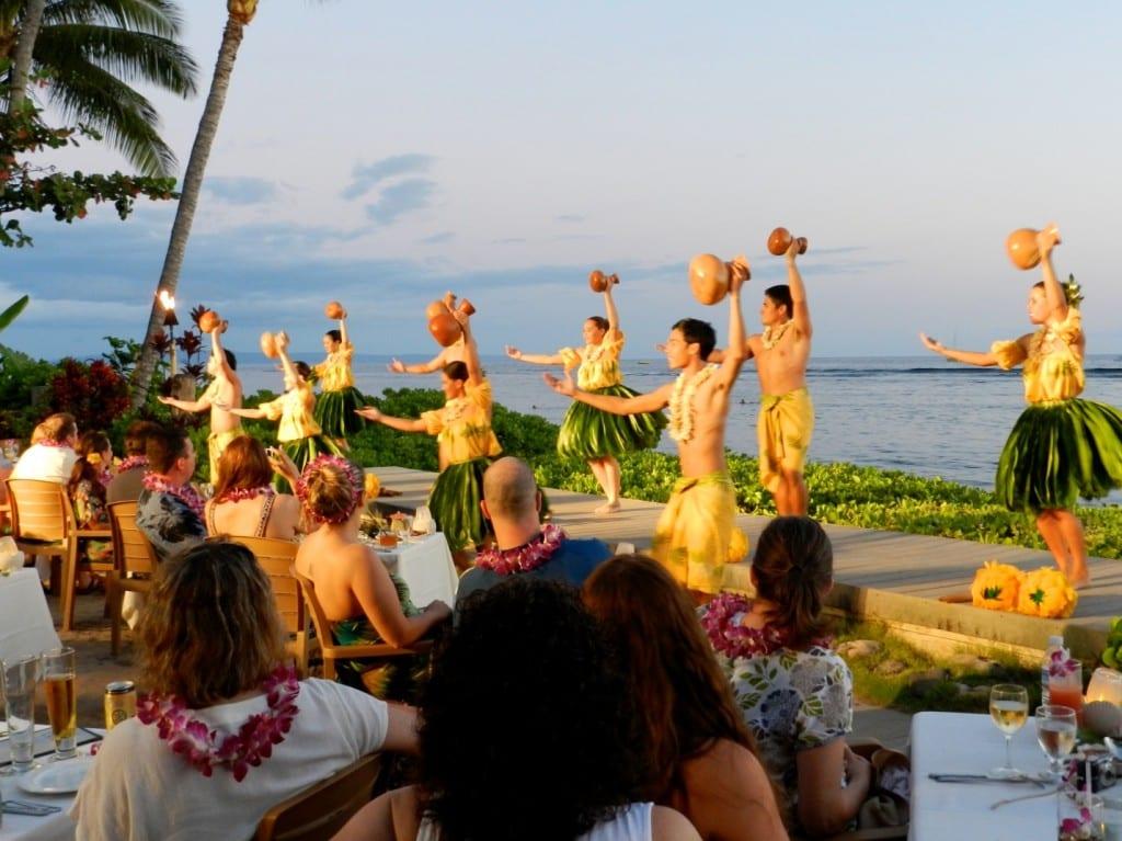 O Que Fazer Em Maui no Havaí: luau
