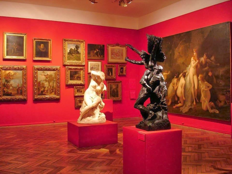 O Que Fazer Em Assunção: Museu Nacional de Belas Artes