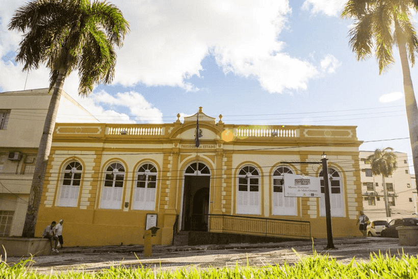 O que fazer em Cuiabá: Museus