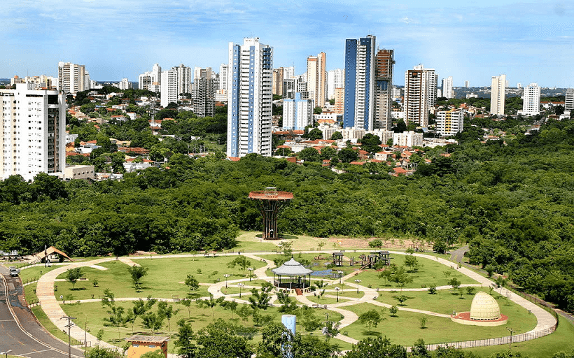O que fazer em Cuiabá: Parques