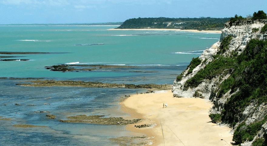 O que fazer em Porto Seguro: Praia do Espelho