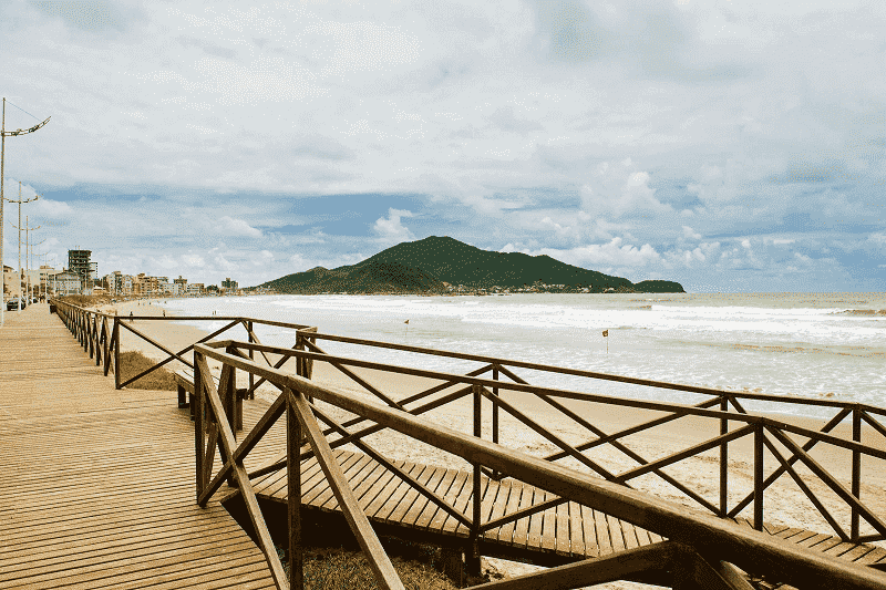 O que fazer em Navegantes: Praia do Gravatá