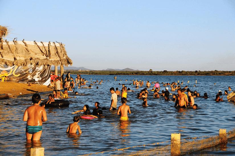 O que fazer em Palmas: Praias
