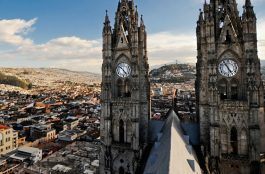 O Que Fazer Em Quito no Equador