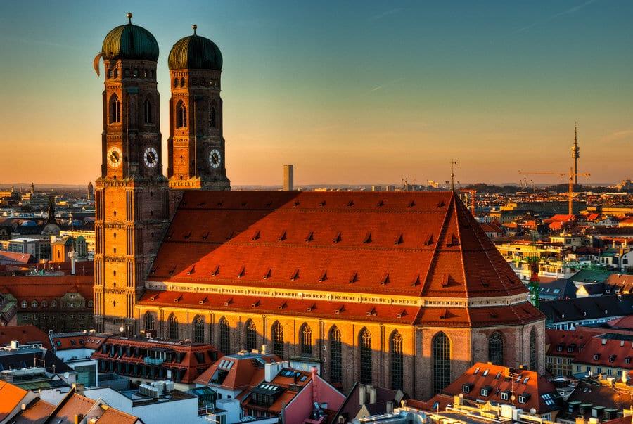 O que fazer em Munique: Igrejas
